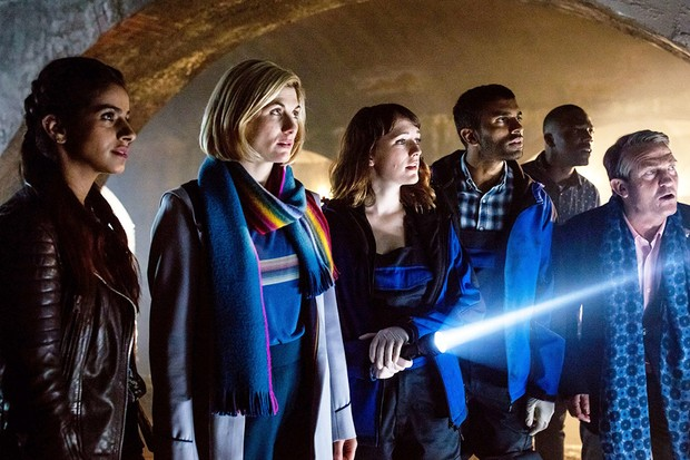 Christmas Special Dr Who 2019 Doctor Who cast list   who plays Lin, Mitch and Aaron in Doctor
