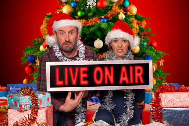 Christmas Special.Not Going Out Live Christmas 2018 Special Air Date And Time