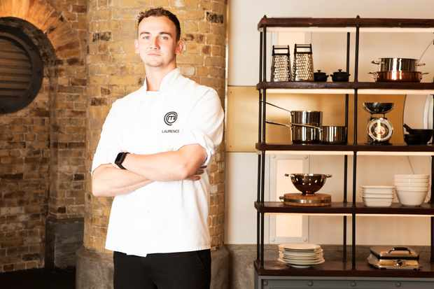 WARNING: Embargoed for publication until 21:01:00 on 13/12/2018 - Programme Name: Masterchef: The Professionals - TX: n/a - Episode: Finals Week (No. Finals Week) - Picture Shows: **STRICTLY EMBARGOED UNTIL 21:01 HRS ON THURSDAY 13TH DECEMBER 2018** Laurence - (C) Shine TV Ltd - Photographer: Production