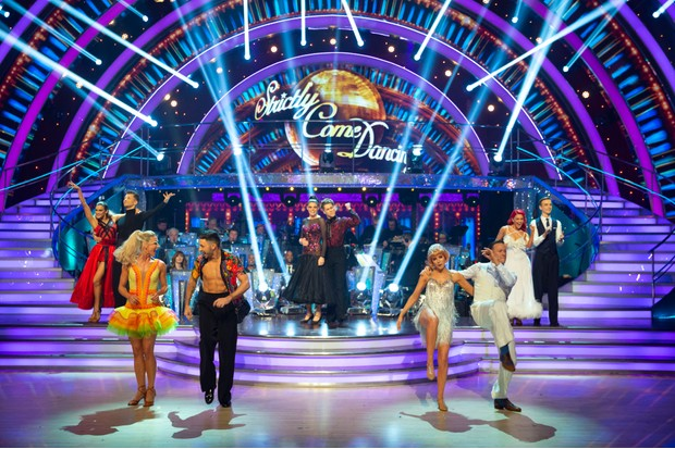 Strictly Xmas (BBC)
