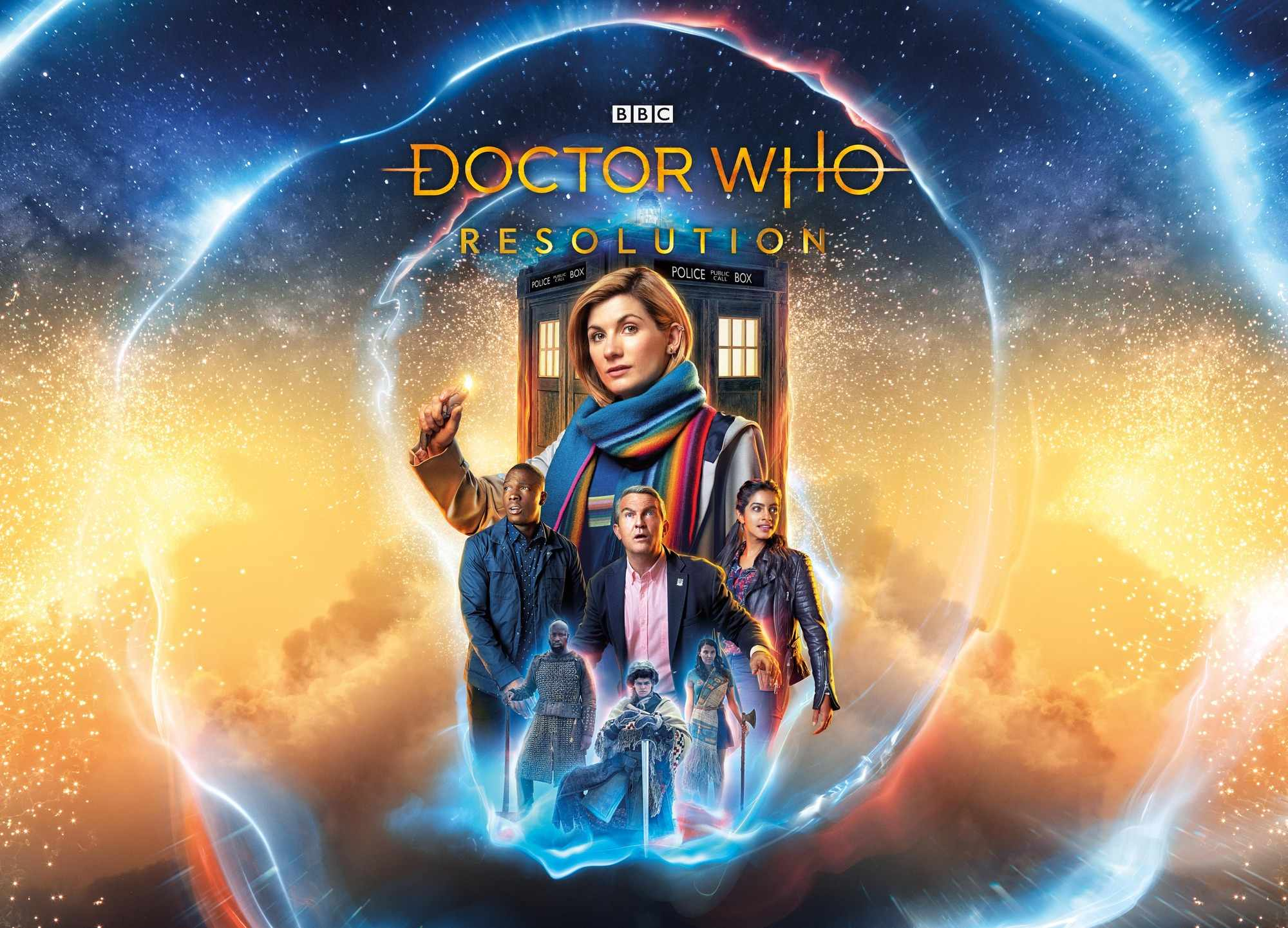 Doctor Who new Year's Day special Resolution