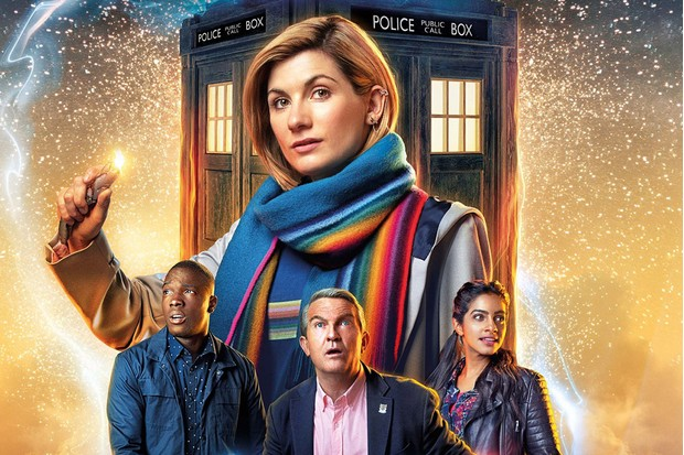Dr Who Staffel 12