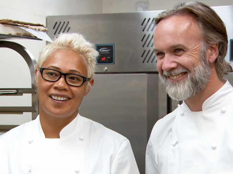 What restaurants does MasterChef judge Marcus Wareing own?