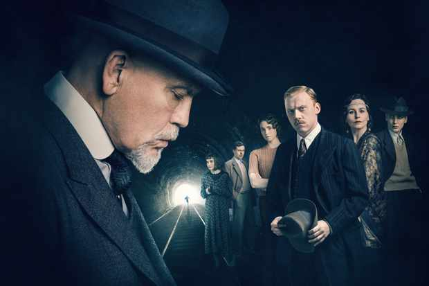 Agatha Christies The Abc Murders Has Been Given A Gritty Makeover