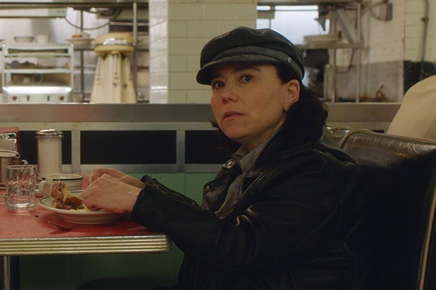 Alex Borstein plays Susie Myerson in The Marvelous Mrs Maisel