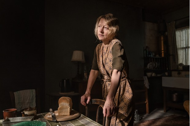 Alice Asher in The ABC Murders