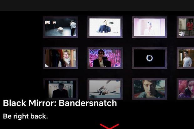 Black Mirror Bandersnatch (Netflix screenshot)