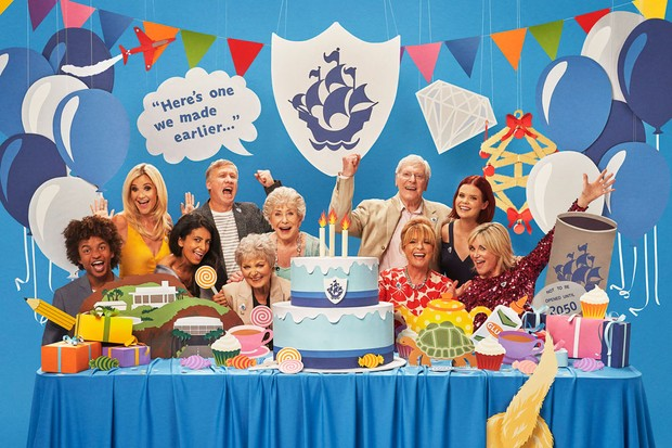 BLUE PETER (BBC)