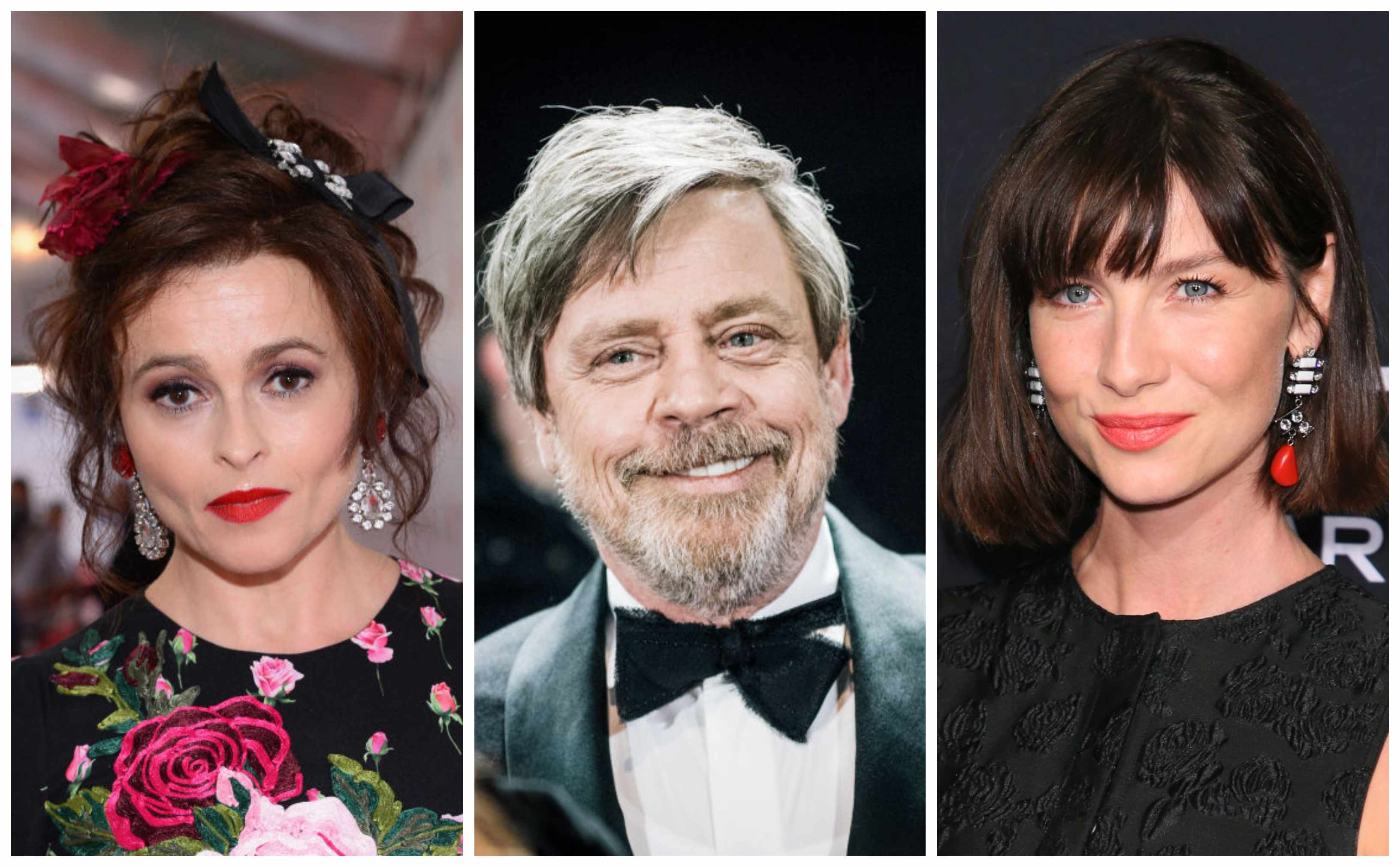 Helena Bonham-Carter, Mark Hamill and Caitriona Balfe among all-star cast for Netflix's new fantasy epic The Dark Crystal: Age of Resistance (Getty)