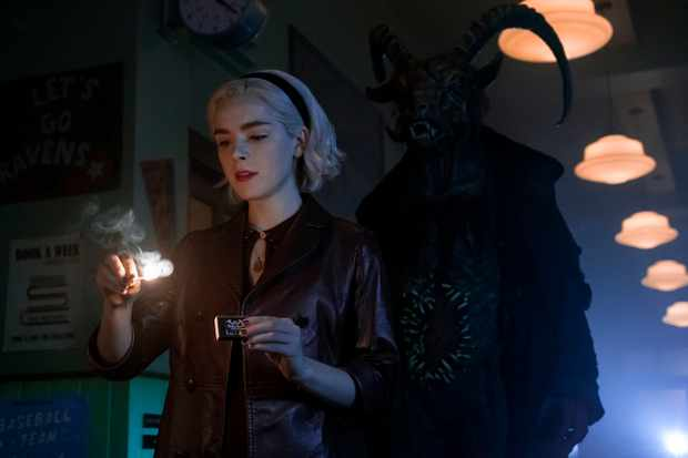 Chilling Adventures of Sabrina season 2 Netflix release date, cast