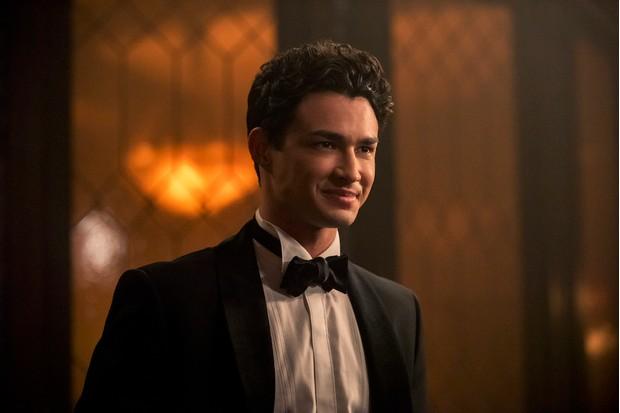 Nicholas Scratch (Gavin Leatherwood) in Chilling Adventures of Sabrina season two (Netflix)