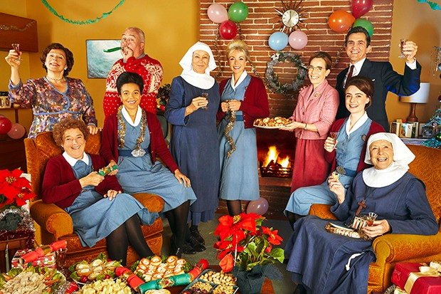 Call The Midwife Christmas Special 2019 Call the Midwife series 8: creator Heidi Thomas on feminism and