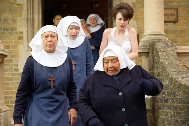 Call The Midwife S8 - Christmas Special 2018