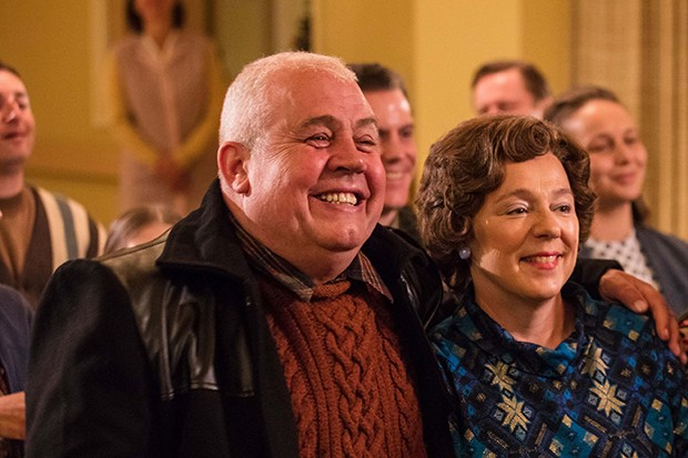 Cliff Parisi plays Fred Buckle in Call the Midwife