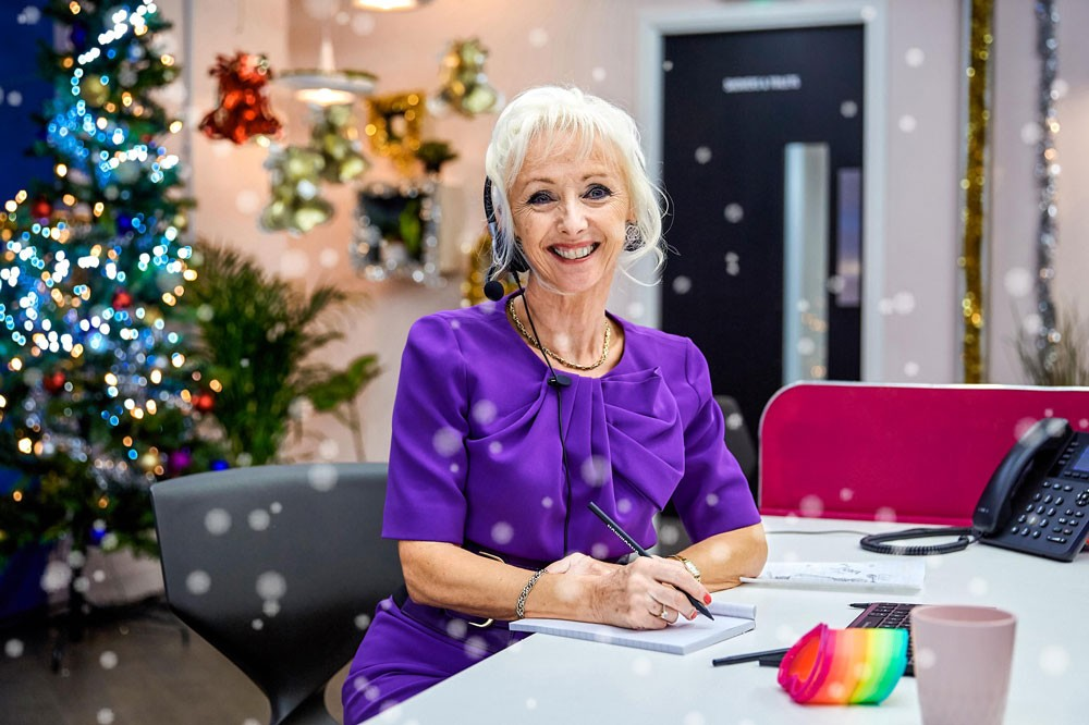 Debbie McGee (Channel 4)