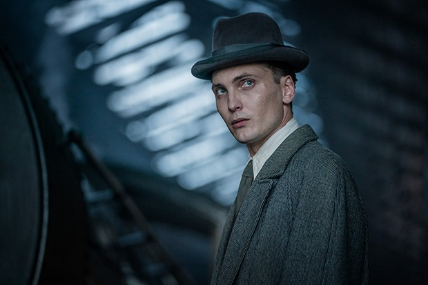 Eamon Farren as Cust in The ABC Murders