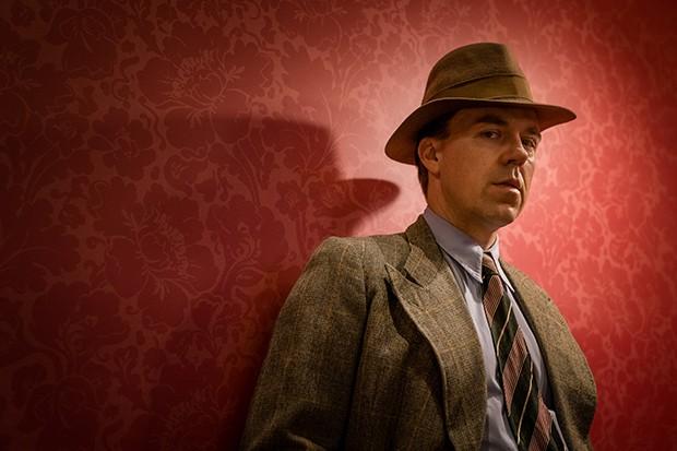Franklin Clarke in The ABC Murders