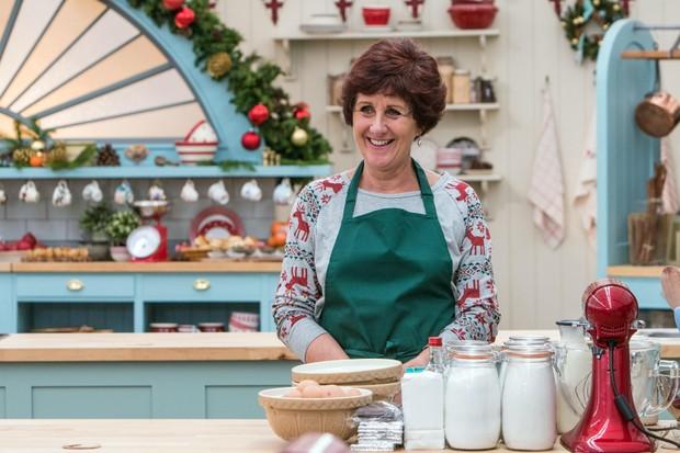 Jane Beedle, The Great Christmas Bake Off (C4)