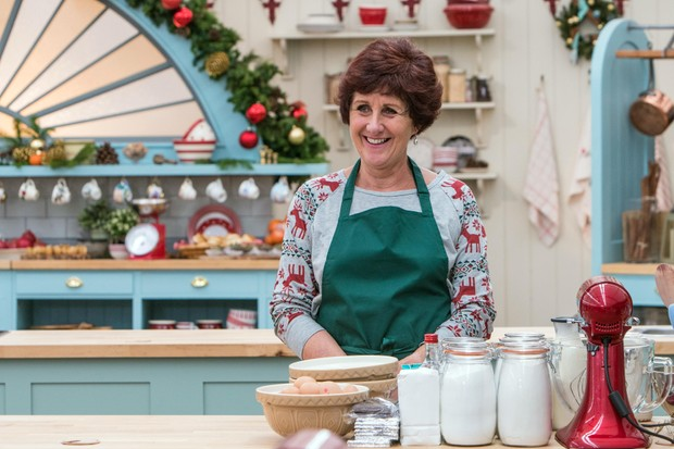 The Great Christmas Bake Off 2020 Great British Bake Off finalist Jane Beedle predicts Peter will