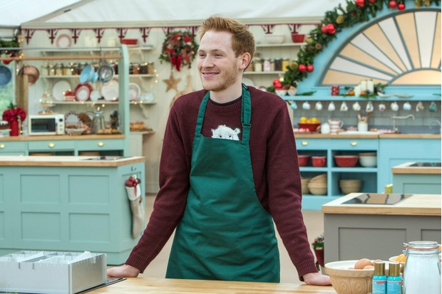 Andrew Smyth, The Great Christmas Bake Off (C4)
