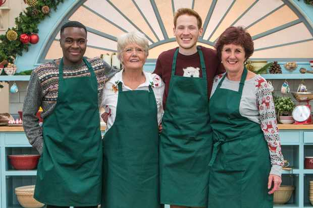 13ef92359 Who are the contestants in The Great Christmas Bake Off 2018