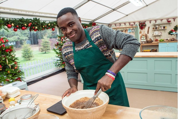 Liam Charles, The Great Christmas Bake Off (C4)