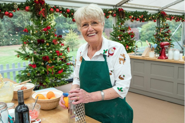 Flo Atkins, The Great Christmas Bake Off (C4)