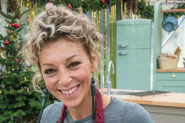 Kate Henry, The Great New Year's Bake Off (C4)