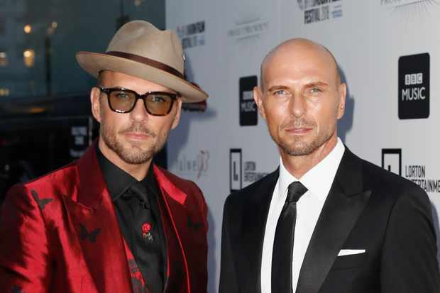 Bros, Matt and Luke Goss (Getty)