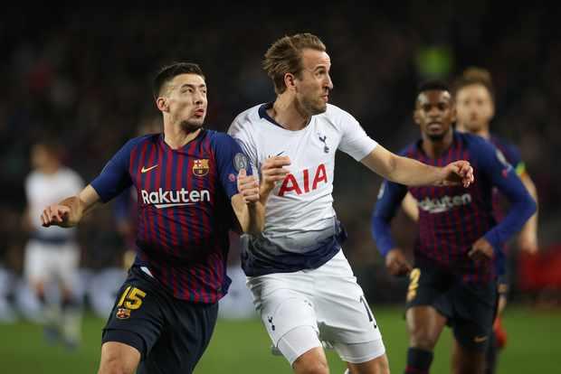 FC Barcelona v Tottenham Hotspur - UEFA Champions League Group B