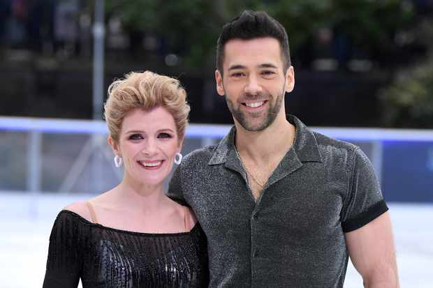 Dancing On Ice Jane Danson (Getty)