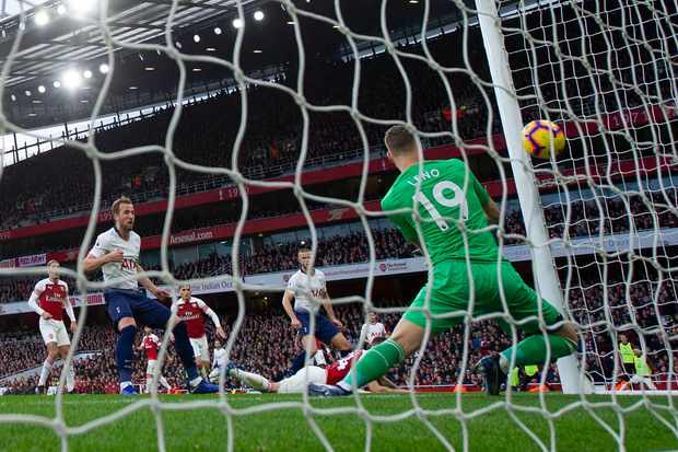 Arsenal v Spurs - Carabao Cup Quarter Final dd3212b8654e9