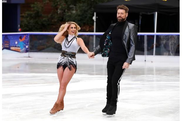 Dancing On Ice - Photocall