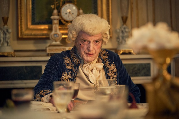 Gillenormand played by David Bradley in Les Miserables