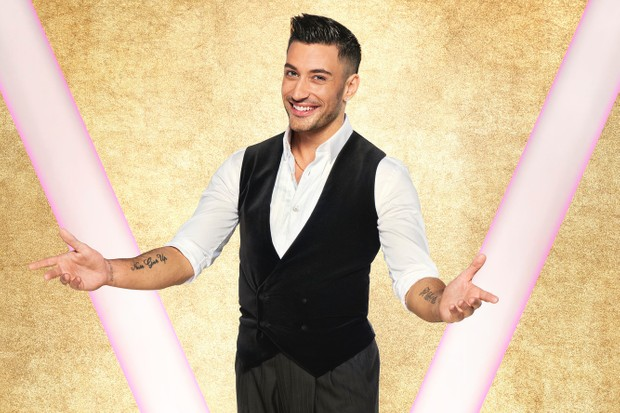 Giovanni Pernice Strictly 2019 (BBC)