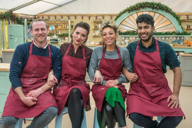 The Great New Year Bake Off