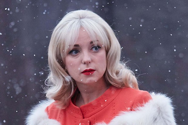 Helen George plays Nurse Trixie Franklin in Call the Midwife