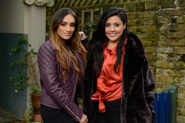 1d3f852c593 One EastEnders family is getting TWO new additions - meet Iqra and ...