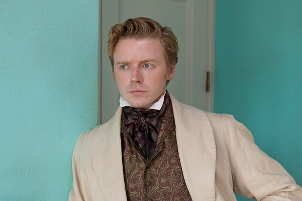 Jack Lowden plays Robert