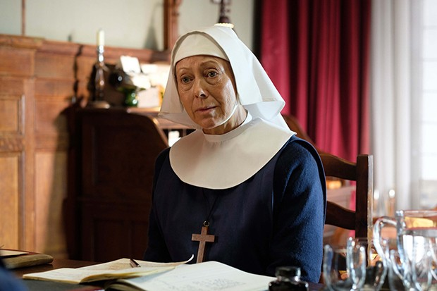 Jenny Agutter plays Sister Julienne in Call the Midwife