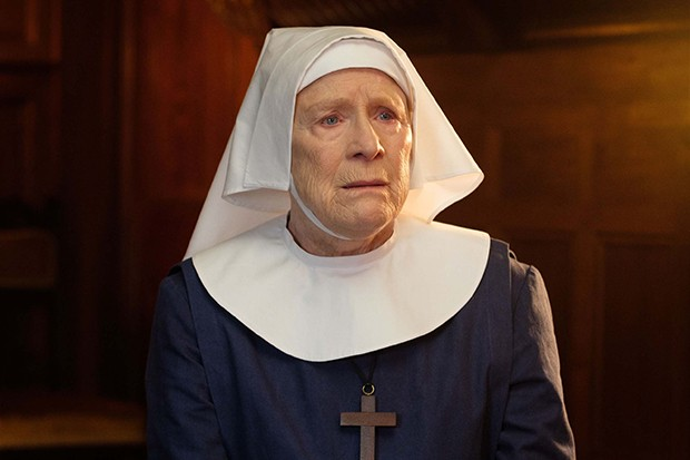 Judy Parfitt plays Sister Monica Joan in Call the Midwife