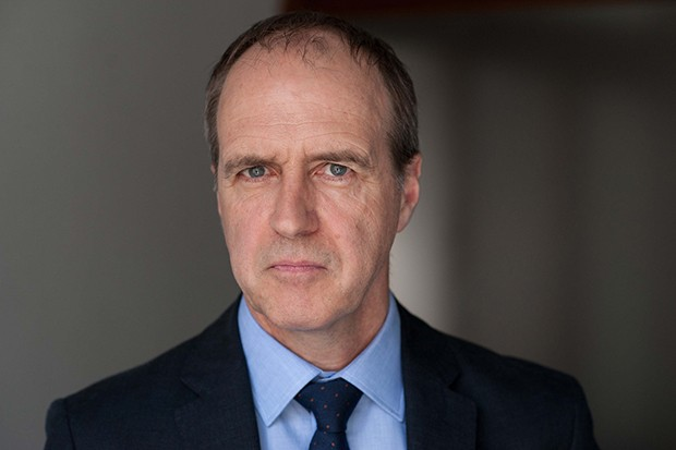 Kevin Doyle plays the Chairman in BBC drama Care