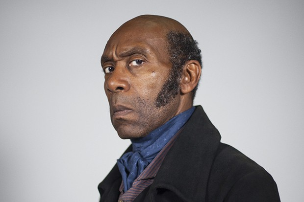 Lenny Henry plays Godfrey in The Long Song