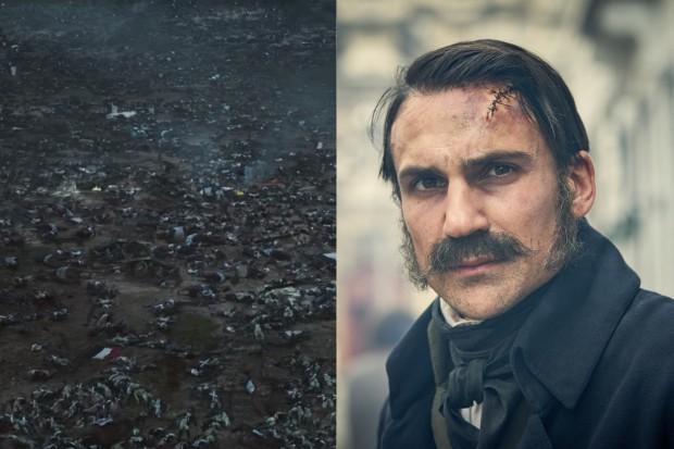 Les Miserables Battle of Waterloo scene