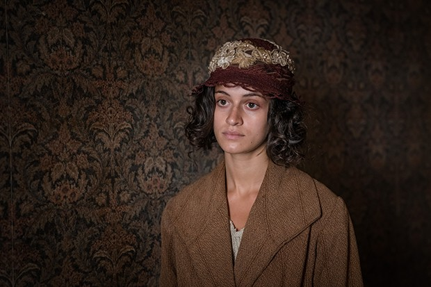 Lily Marbury in The ABC Murders