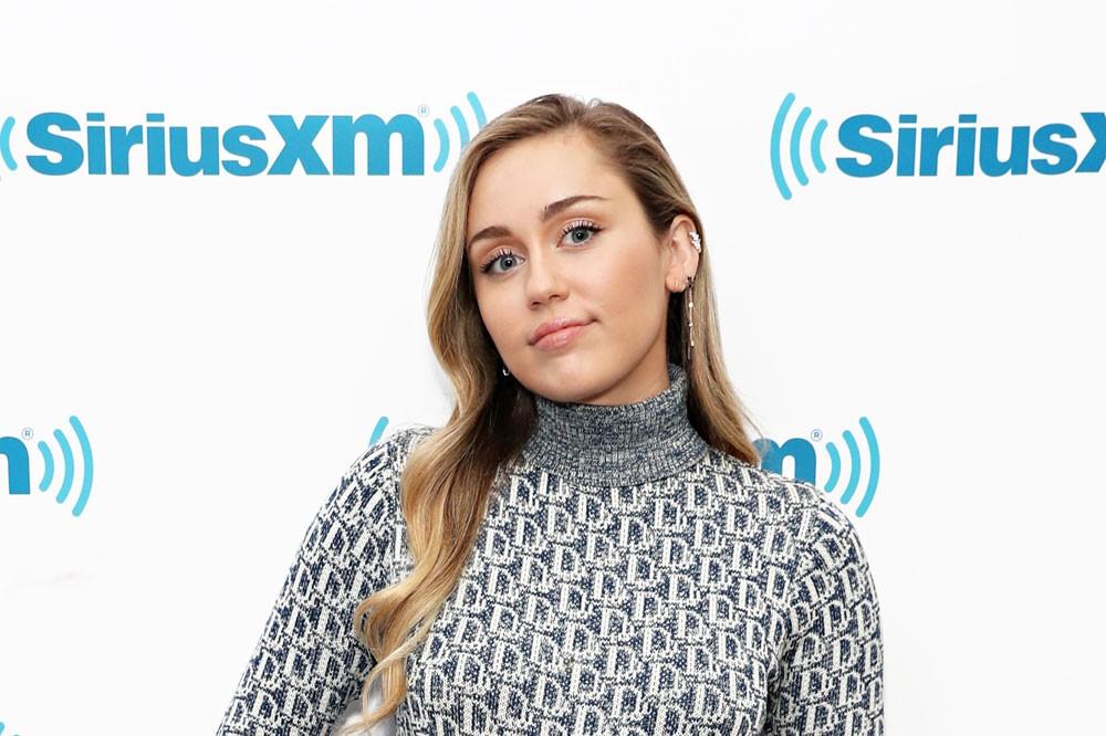 Miley Cyrus, Getty