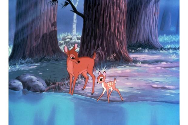 Bambi (1942) © Disney