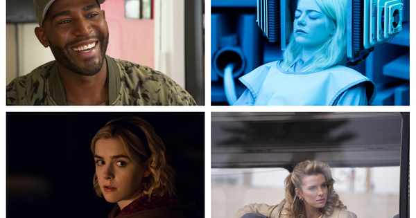 Vote for your favourite Netflix show of 2018