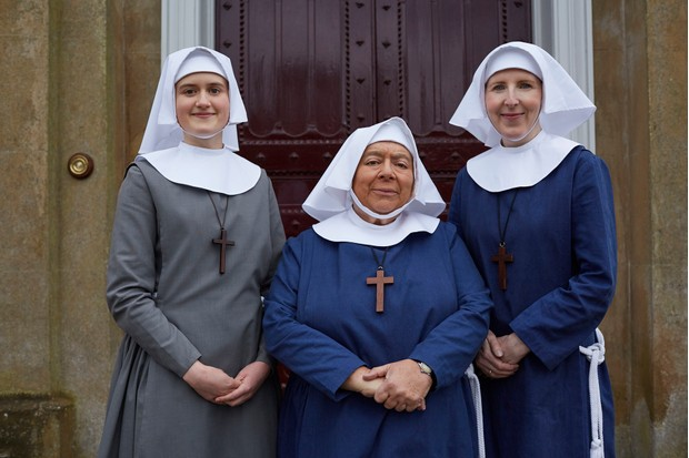 Call The Midwife Christmas Special 2019 Who is Miriam Margolyes' character Sister Mildred in Call the