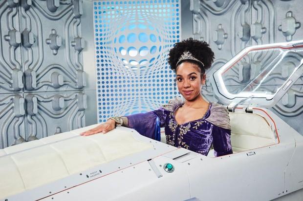 Pearl Mackie, Crystal Maze